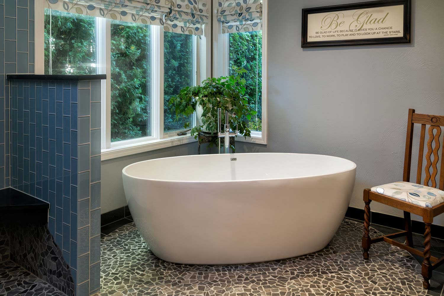 Wright Interiors Bath Remodel