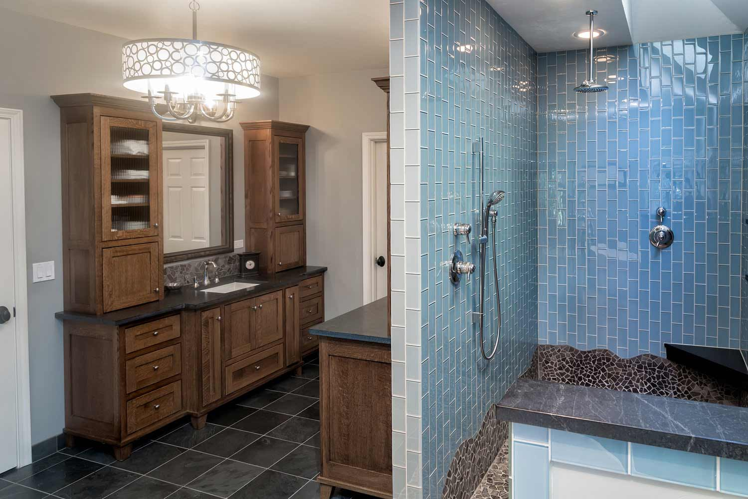 Wright Interiors Bathroom Remodel