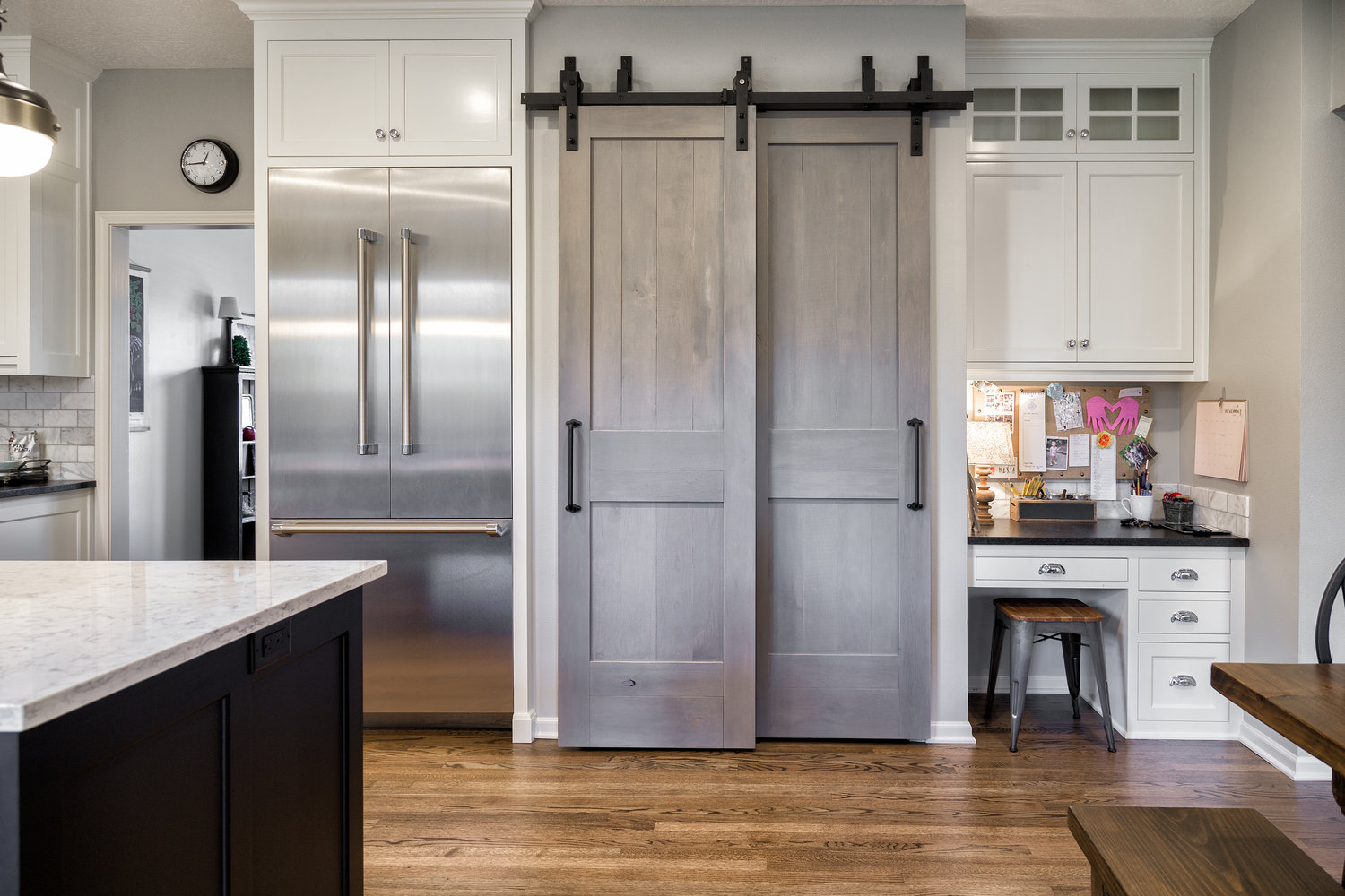 Wright Interiors Kitchen Door Design