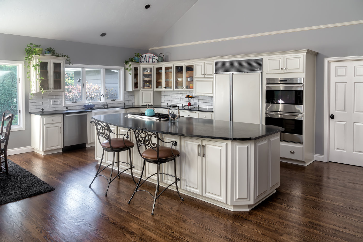 Wright Interiors Custom Kitchen Remodel