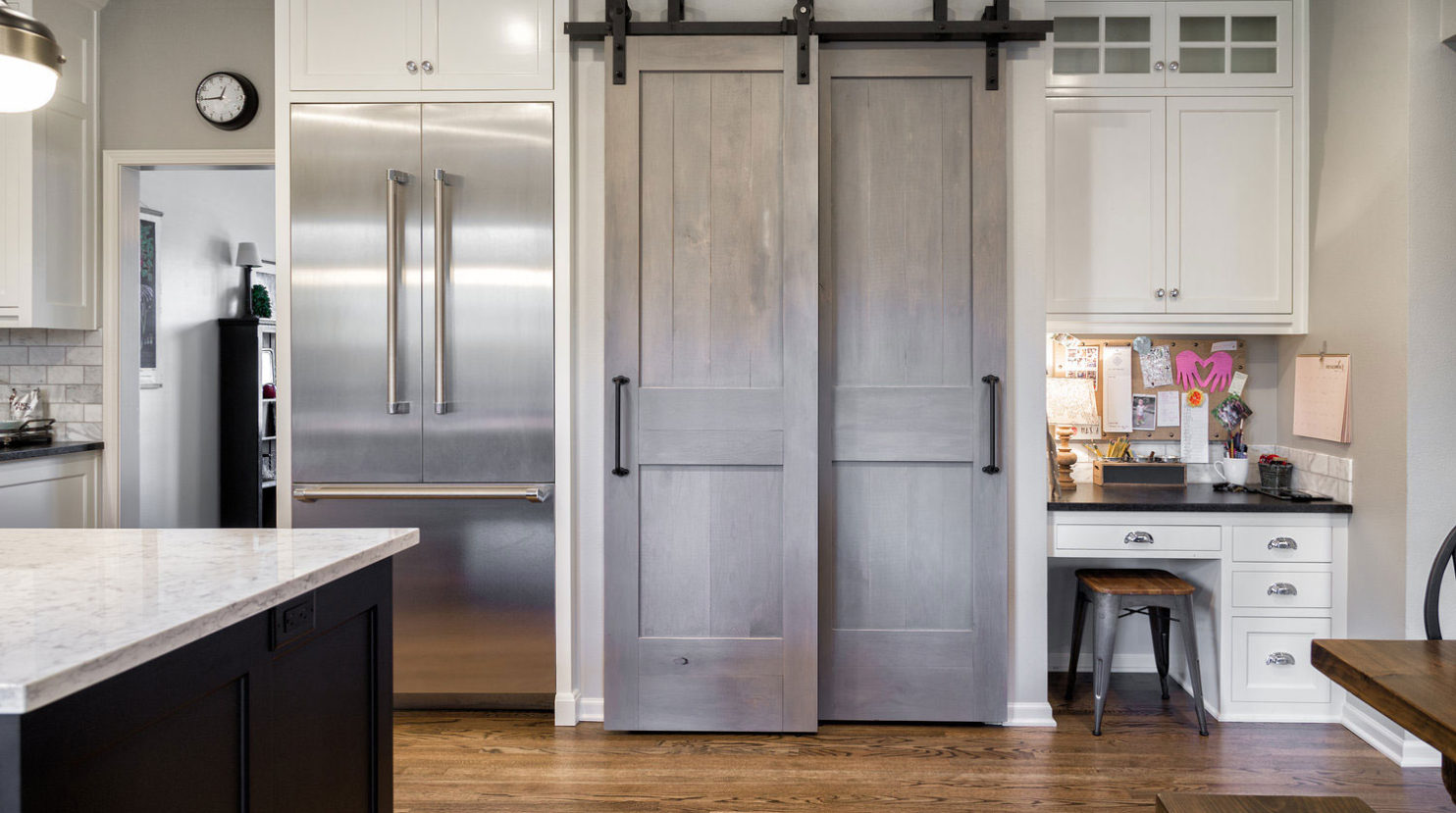 Wright Interiors Kitchen Door